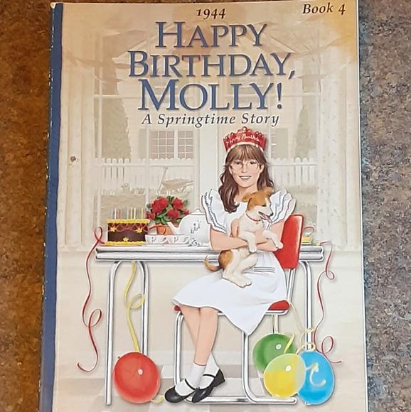 "American Girl Other - American Girl ""Happy Birthday, Molly!"" Children's"